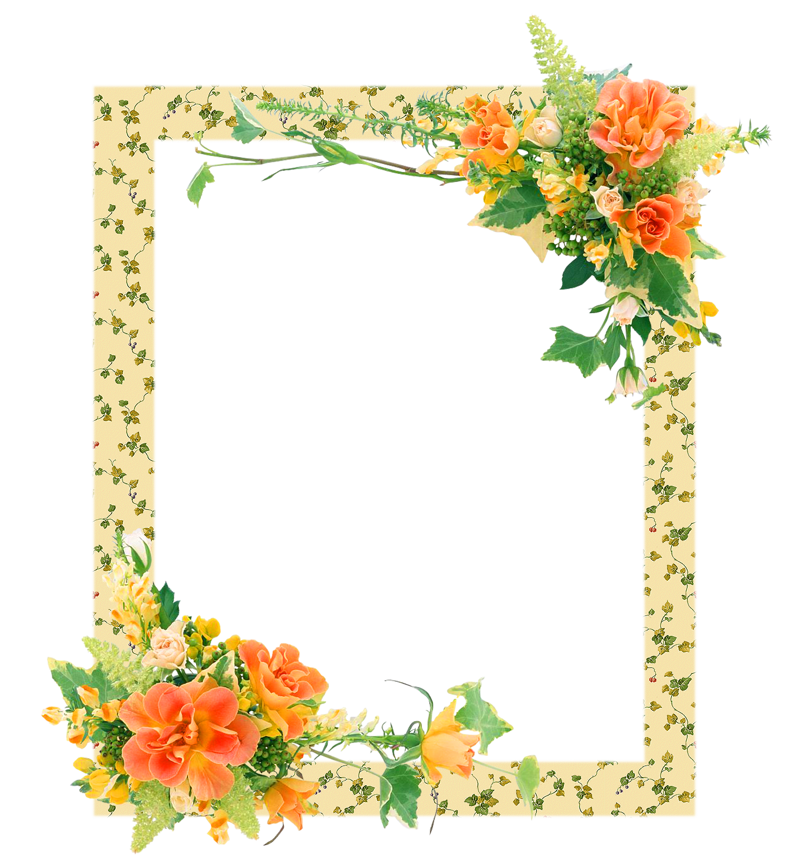 Marcos para fotos con flores fondos de pantalla y mucho - Marcos para fotos economicos ...