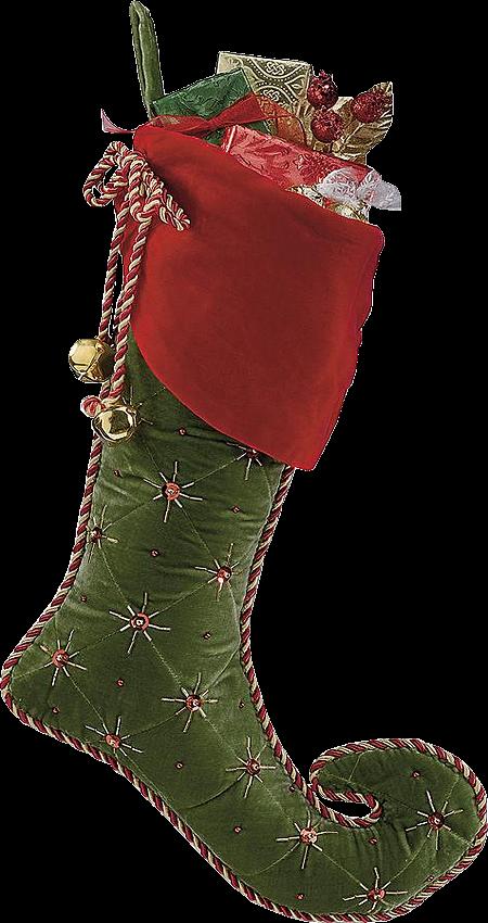 gifs de calcetines de navidad png