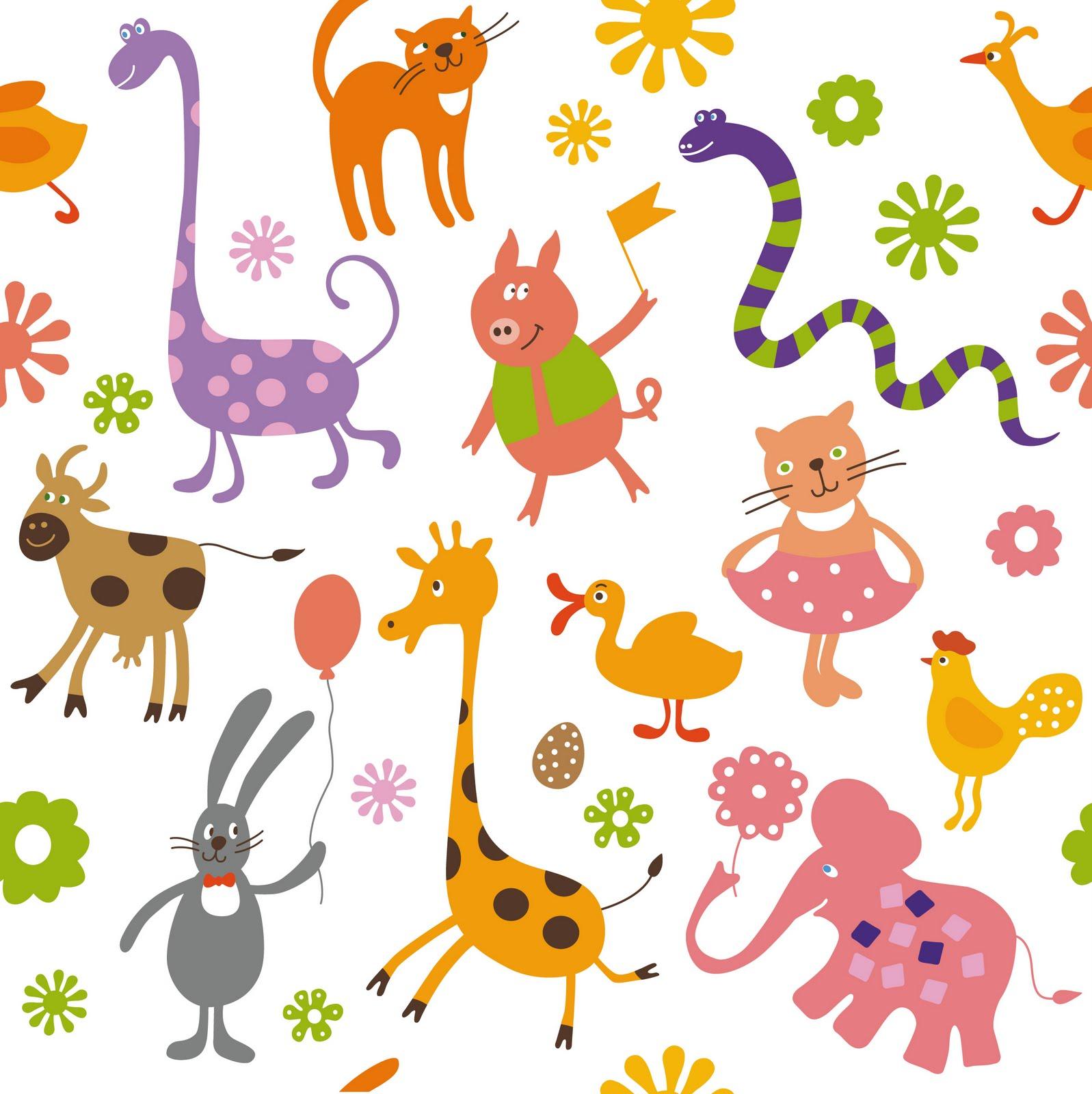 Fondos infantiles fondos de pantalla y mucho m s p gina 2 - Fotos de animales infantiles ...