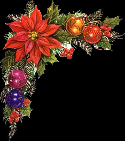 Bordes de pagina de navidad para word - Imagui