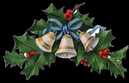 Resultado de imagen de campanillas de navidad