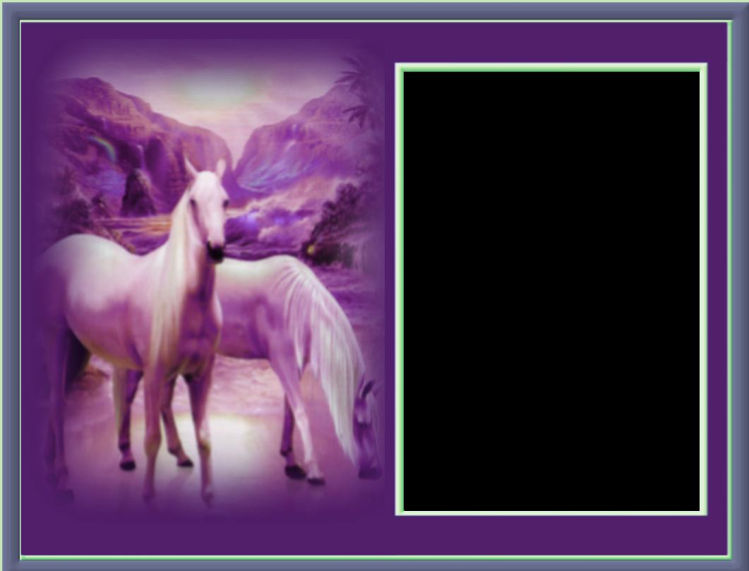 Marcos para fotos con caballos fondos de pantalla y mucho m s - Marcos rusticos para fotos ...