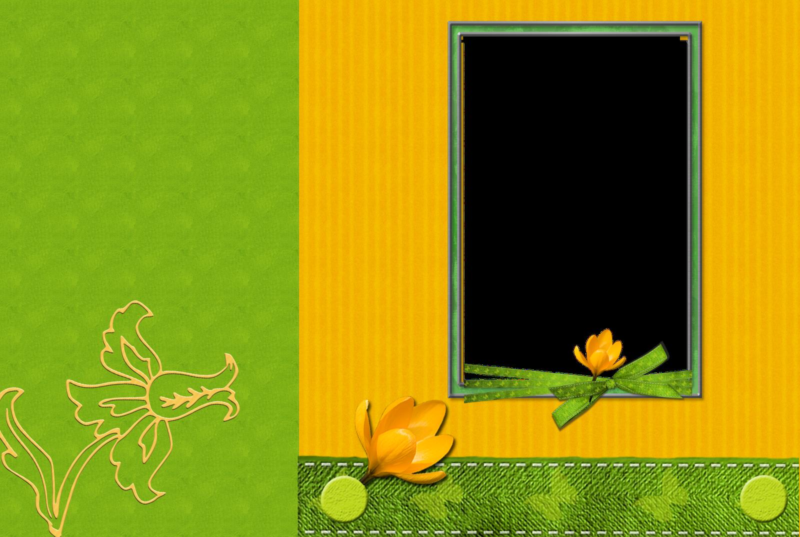 Marcos para fotos con flores fondos de pantalla y mucho m s - Diy marcos para fotos ...