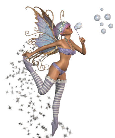 Resultado de imagen de hadas con glitter