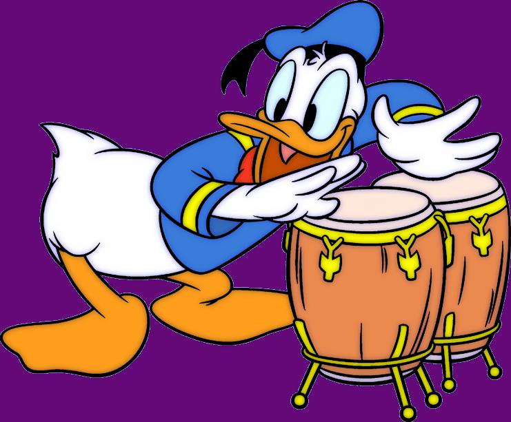 Donald duck gif