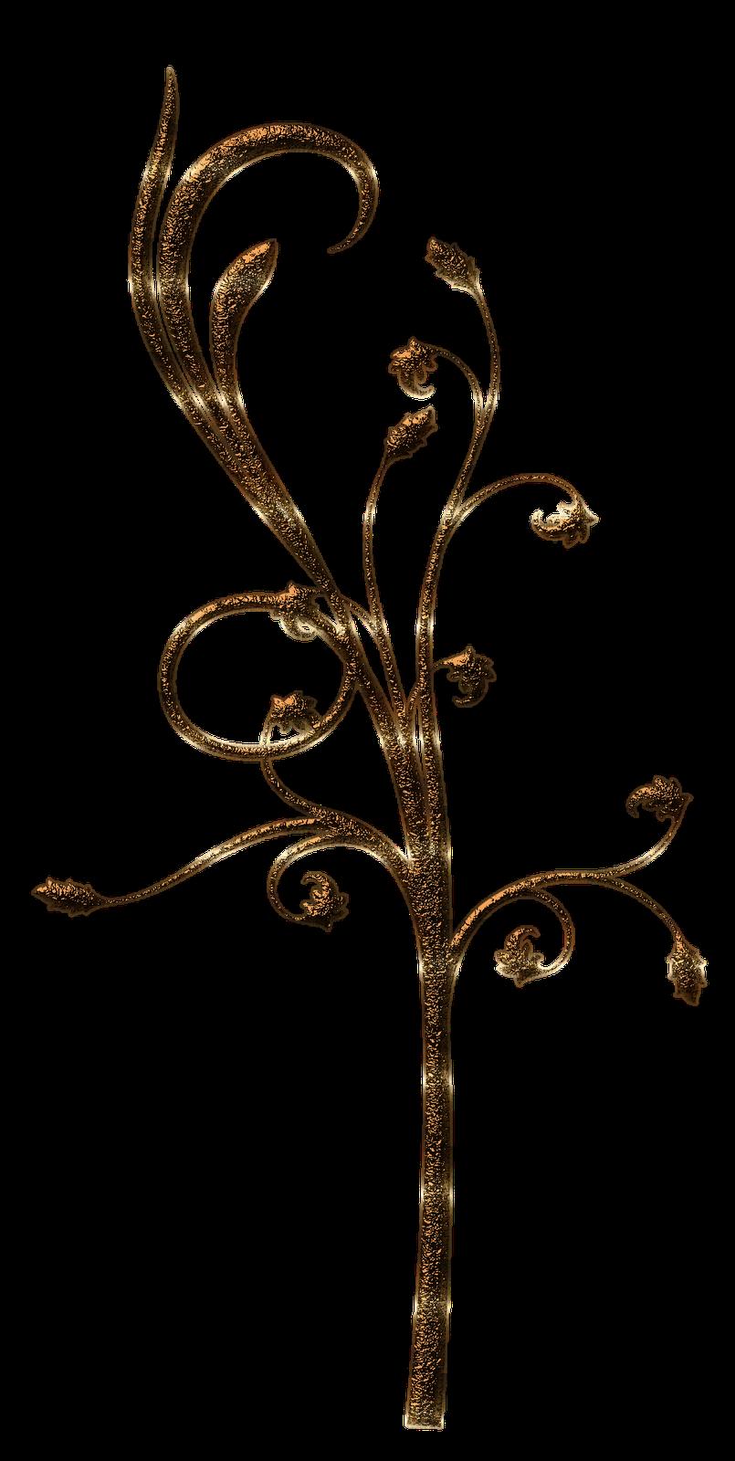 Separadores y adornos para blog y web dorados fondos de for Adornos para paginas