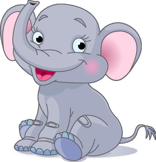Animales infantiles – Elefantes | Fondos de pantalla y mucho más