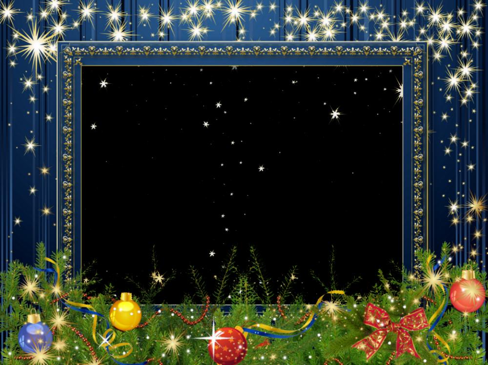 Marcos para fotos de Navidad | Fondos de pantalla y mucho más | Página 2