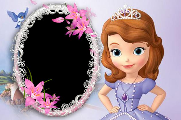 Marcos Para Fotos De La Princesa Sofia