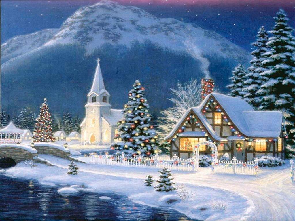 Postales de paisajes de navidad fondos de pantalla y mucho m 225 s