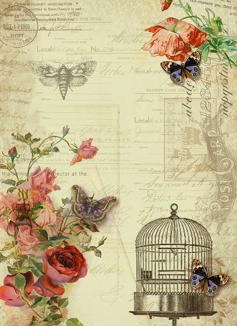 de nuria d u publicado en cottage vintage jaulas de decoracin vintage