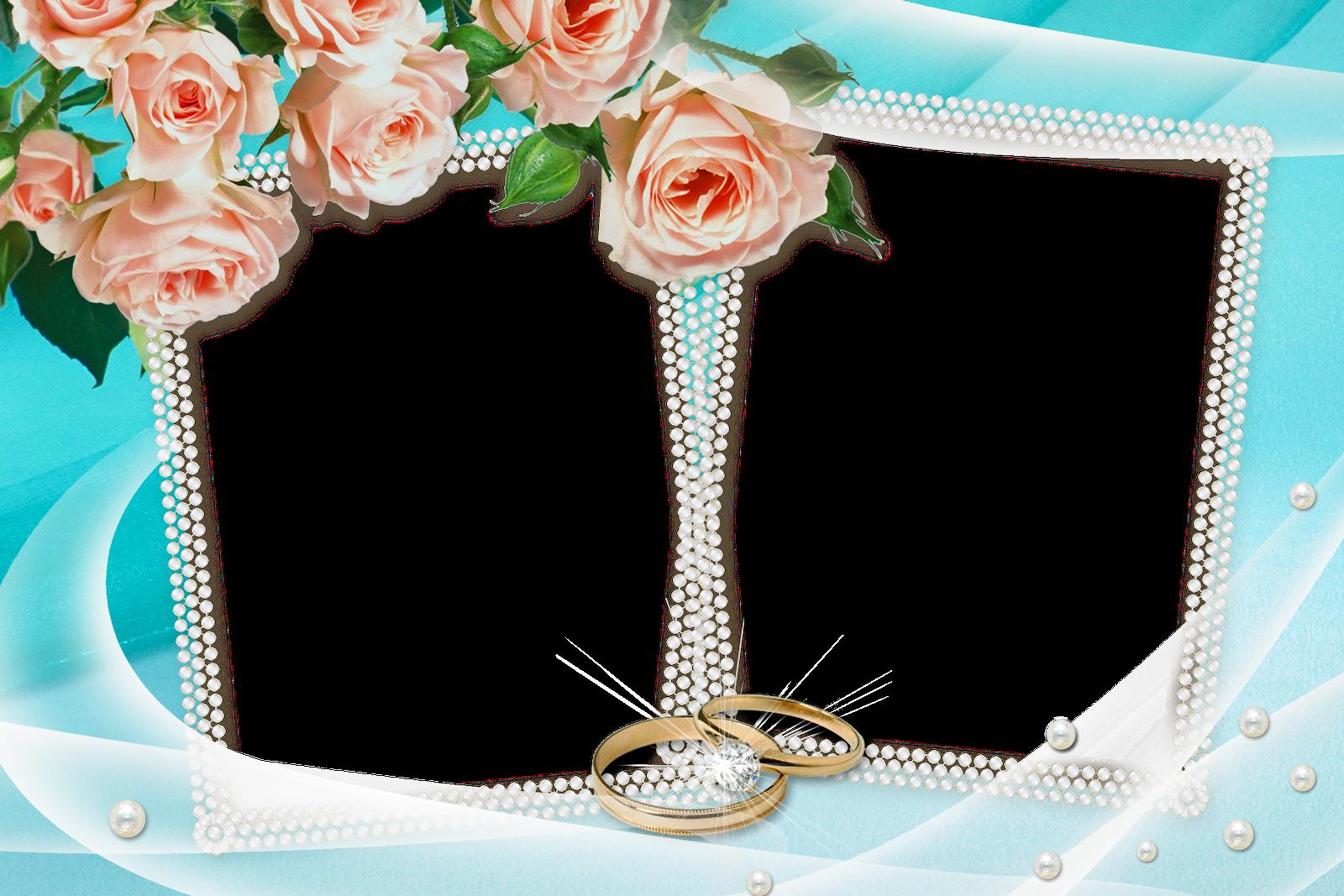 Рамки для поздравление со свадьбой 90