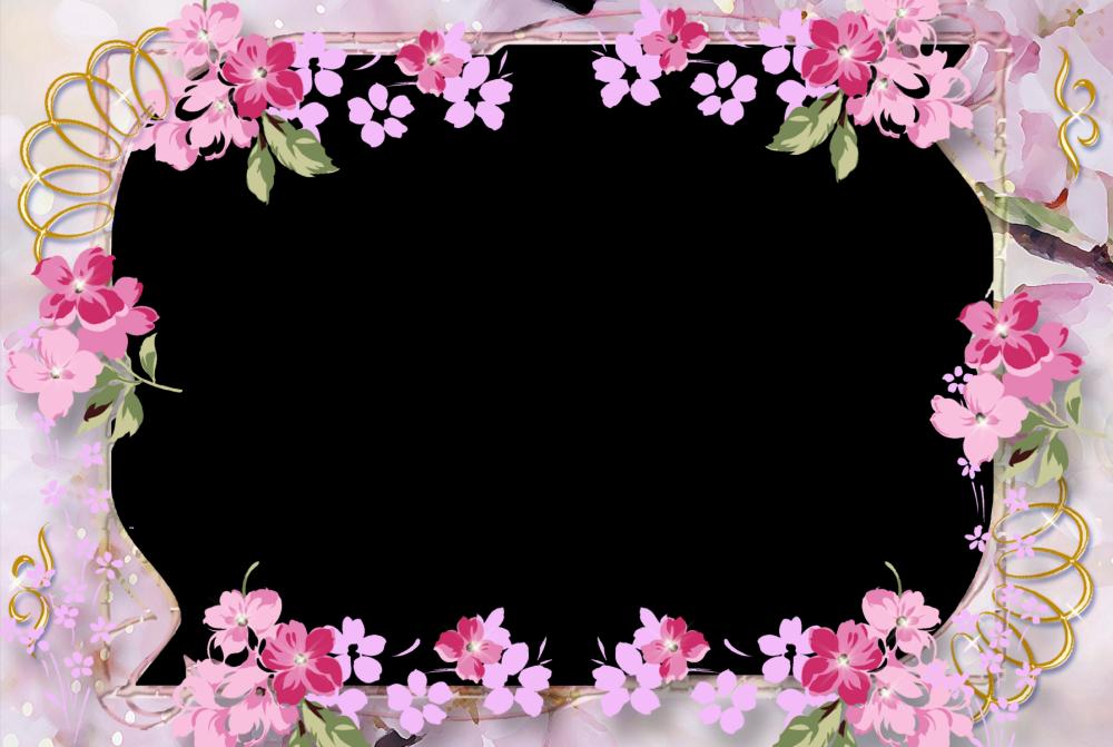 Marcos para fotos con flores fondos de pantalla y mucho m s - Marcos para fotos decoracion ...