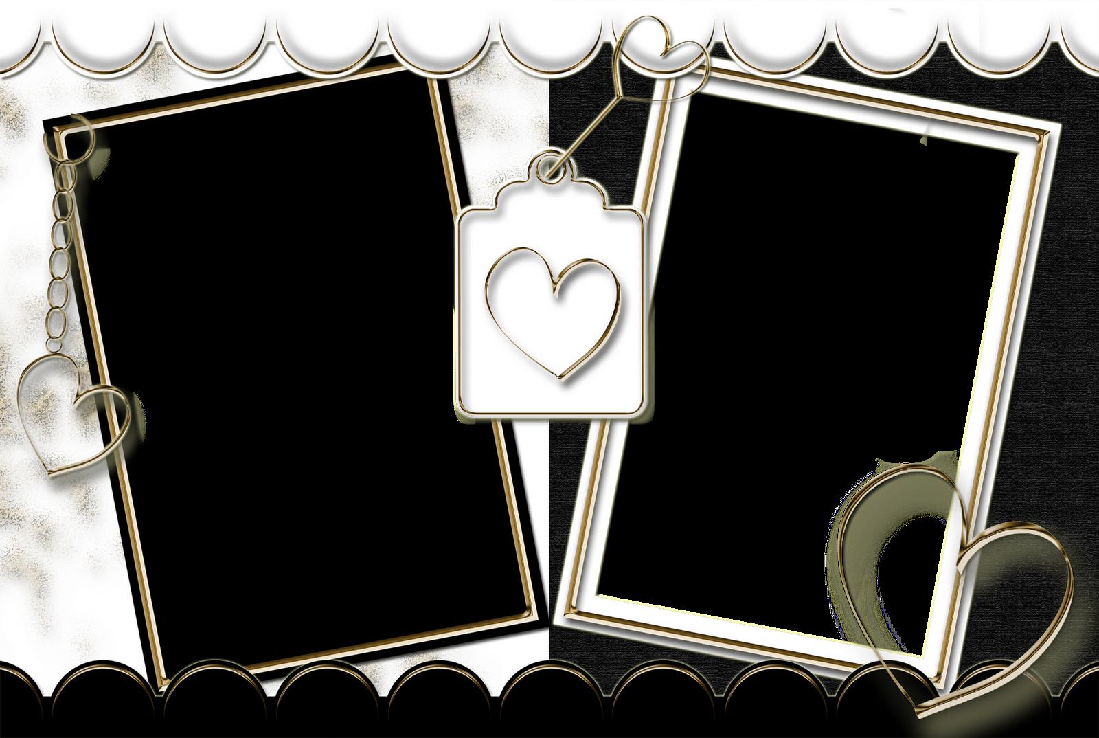 Marcos para fotos con corazones | Fondos de pantalla y mucho más